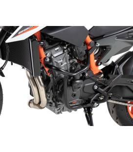 Protection moteur KTM 890 Duke R - Hepco-Becker Crashbar noir