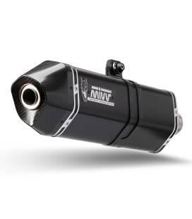 Silencieux Moto-Guzzi V85TT - Speed Edge Mivv M.013.LRB
