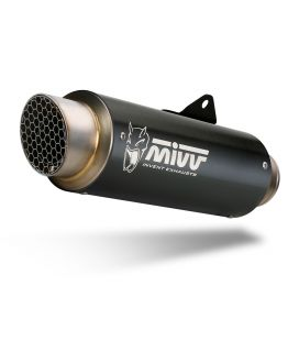 Silencieux Kawasaki Z900 2020- Mivv GP Pro Black