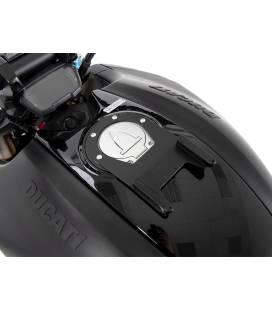 Support sacoche réservoir Ducati Diavel 1260 - Hepco-Becker