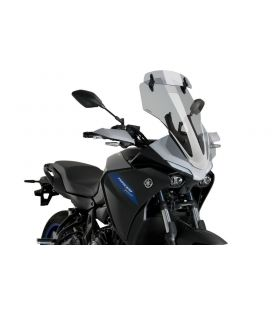 Bulle YAMAHA MT-07 TRACER 2020 / Puig Touring visière