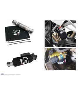 Protection d'amortisseur 22,8 x 29,2 RG Racing SHOCK1BK