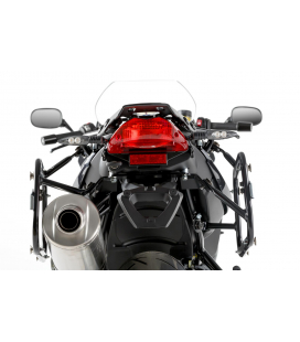 Supports valises BMW F800R / F800GT - SW MOTECH EVO Noir