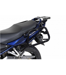 Supports valises Suzuki GSF 600 Bandit/S - SW MOTECH EVO Noir