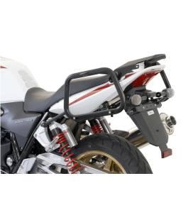 SW MOTECH Supports valises EVO Noir. Honda CB 1300 (03-09) / S (05-09).