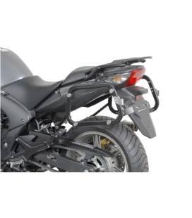 SW MOTECH Supports valises EVO Noir. Honda CBF 600.