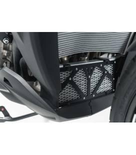 SW MOTECH Protection de radiateur dhuile Noir/Gris. BMW S 1000 XR (15-).
