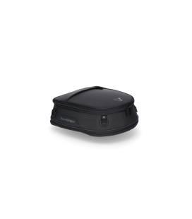 SW MOTECH Sacoche de selle ION S 7-15 l. Noir. 600D polyester / Vinyle souple.