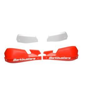 Kit de protection des mains Honda CRF250 / CRF 450 - SW MOTECH HPR.00.666.41300/RD