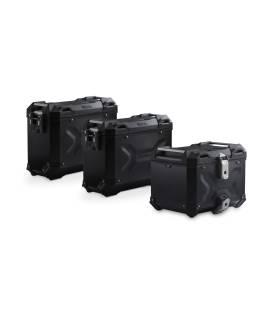 Kit bagagerie Suzuki V-Strom 1050 - SW Motech Aventure Black