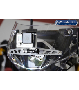 Support caméra BMW R1250R - Wunderlich CamRack