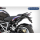 Support de plaque BMW R1250R/RS - Wunderlich 45202-700