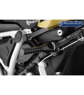 Poignée de levage pliante BMW R1200R-RS LC / Wunderlich noir