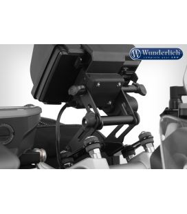 Système de réglage pour support de GPS OEM BMW - Wunderlich