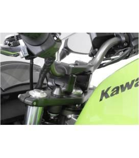 Réhausse guidon Kawasaki ER-6N/F - SW Motech LEH.08.039.120/B