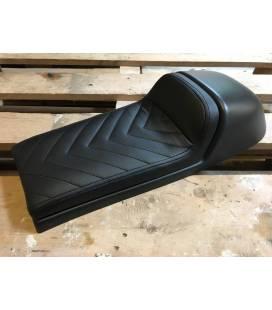 SELLE CAFE RACER BLACK VENDETTA TYPE 57 L : 60cms