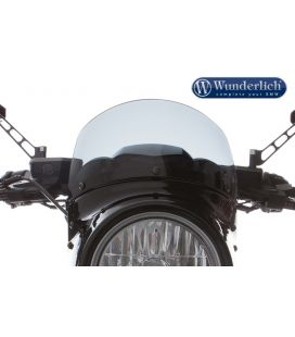 Bulle BMW R Nine T pour carénage de phare VINTAGE Wunderlich transparent