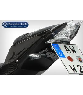 Carénage arrière gauche BMW S1000R / S1000RR 15-18 / Wunderlich carbone