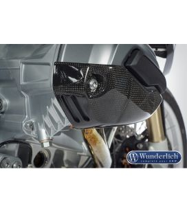 Protection couvre culasse droit BMW R1200 LC / Wunderlich carbone