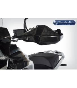 Protège-mains gauche BMW F800GS Adv / R1200GS LC - Wunderlich carbone