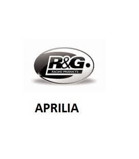 SUPPORT DE PLAQUE RG RACING APRILIA