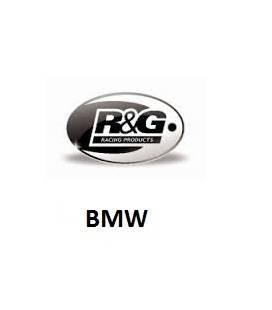 SUPPORT DE PLAQUE BMW  - RG Racing