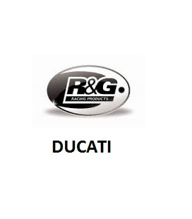 SUPPORT DE PLAQUE DUCATI - RG Racing