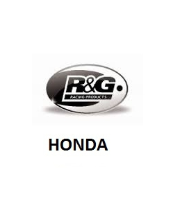 SUPPORT DE PLAQUE HONDA - RG Racing
