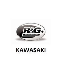 SUPPORT DE PLAQUE RG RACING KAWASAKI