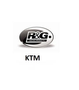 SUPPORT DE PLAQUE RG RACING KTM