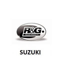 SUPPORT DE PLAQUE RG RACING SUZUKI