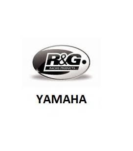 SUPPORT DE PLAQUE RG RACING YAMAHA