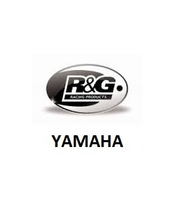SUPPORT DE PLAQUE YAMAHA - RG Racing