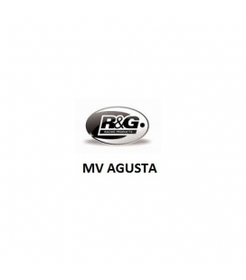 SUPPORT DE PLAQUE RG RACING MV AGUSTA