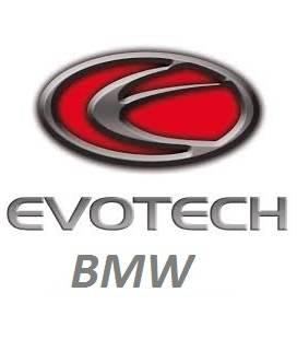 SUPPORTS DE PLAQUE EVOTECH BMW