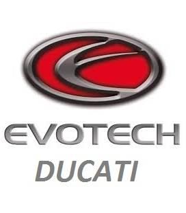 SUPPORTS DE PLAQUE EVOTECH DUCATI