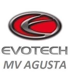 SUPPORTS DE PLAQUE EVOTECH MV AGUSTA