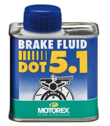 BRAKE FLUID DOT 5.1 MOTOREX