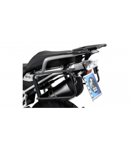SUPPORTS VALISES HEPCO-BECKER BMW R1200GS LC