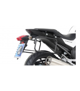 Supports valises Honda NC700X-750X / Hepco-Becker Lock-It