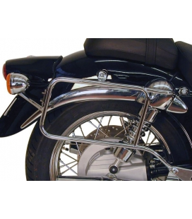 Supports valises Hepco-Becker Moto-Guzzi CALIFORNIA TITANIUM