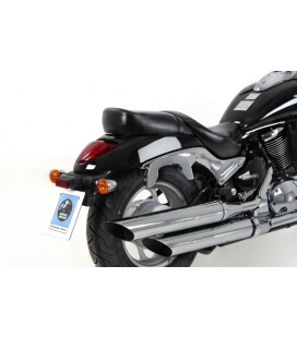 Supports sacoches Hepco-Becker Suzuki M800 INTRUDER 2010-