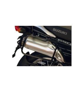 Supports valises Hepco-Becker Suzuki XF650 RFEEWIND Sport-classic