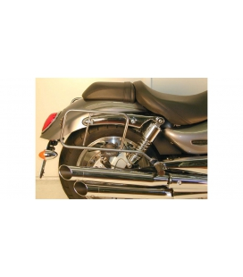 Supports valises Hepco-Becker TRIUMPH ROCKET III Sport-classic