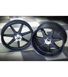 Jeu de Jantes BST Ducati 748/916/996/998 Black Mamba