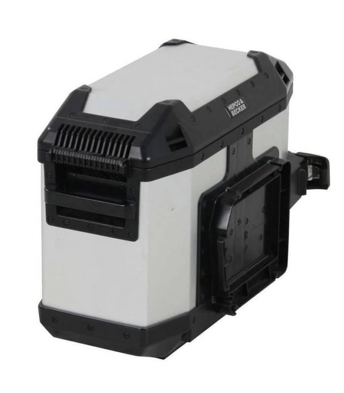 valise moto hepco becker xplorer 40 litres. Black Bedroom Furniture Sets. Home Design Ideas