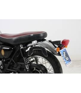 Suports sacoches Kawasaki W650 / W800 - Hepco-Becker 630284 00 02