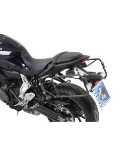Supports de valises Hepco-Becker pour Yamaha MT07 Sport-classic