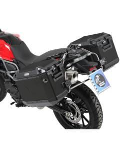 Kit valises BMW F800GS 2008-2016 / Hepco-Becker Cutout Noir
