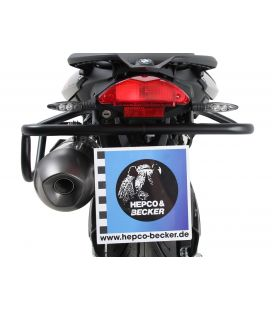 Protection arrière BMW F800R - Hepco-Becker 504674 00 01